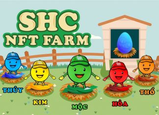 Linh vật trong Games Icon Snack House